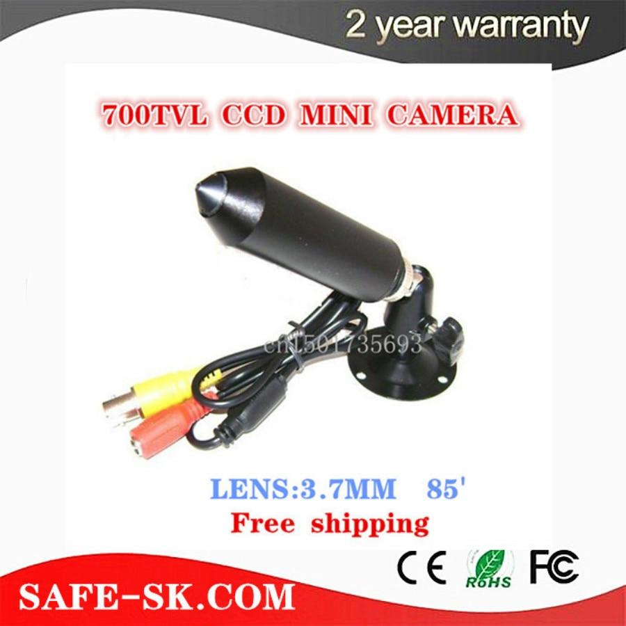 Free shipping 1/3 SONY SUPER HAD CCD 700TVL Mini bullet Camera Security Mini CCTV Camera HOME Surveillance Cone free shipping 10 had 4