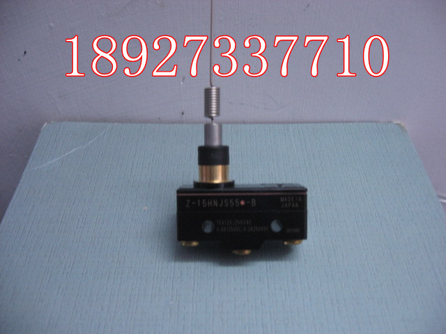 [ZOB] Supply of new original Omron omron micro switch Z-15HNJS55-B --5PCS/LOT [zob] new original omron omron beam photoelectric switch e3jk tr12 c 2m 2pcs lot