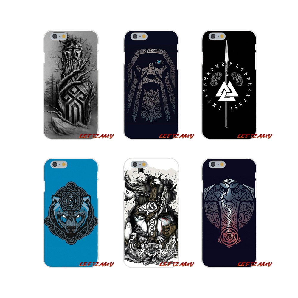 vikings Ragnar Vikings Season 3 Slim Silicone phone Case For Samsung Galaxy S3 S4 S5 MIN ...