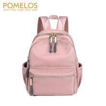 POMELOS Women Backpack 2019 New Arrival Designer For Rain-poof Fabric Back Pack Travel Rucksack