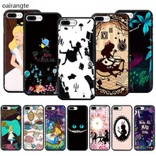 Alice in Wonderland Soft TPU Phone Case for iPhone
