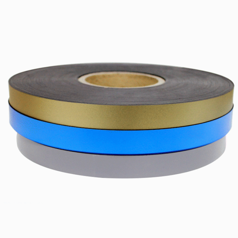 Colourful Magnetic Strip Edge Frame Strip Rubber Products Lace Whiteboard Magnetism 20mm