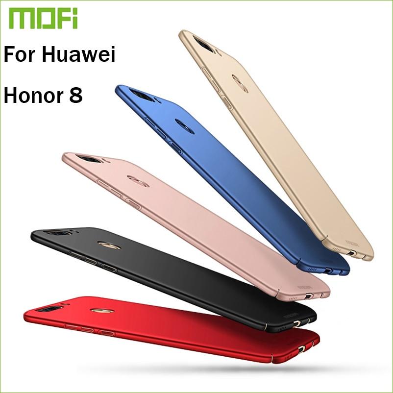For Huawei Honor 8 Case Cover Original MOFI Hard Hight Quality Phone Shell