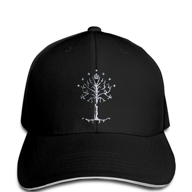 The White Tree of Gondor Lord Ring Inspired Premium Men's Hat