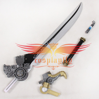 Final Fantasy XV FF15 FFXV Noctis Lucis Caelum PVC One Sword Broadsword Weapon Cosplay Prop For Cos 120cm (15 days Handle Time)