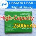 BT-550P Leagoo Lead 1 Bateria Nova Original 2500 mAh Bateria De Backup para LEAGOO CHUMBO 1i Smartphone Em Estoque Free Ship + Trilha número
