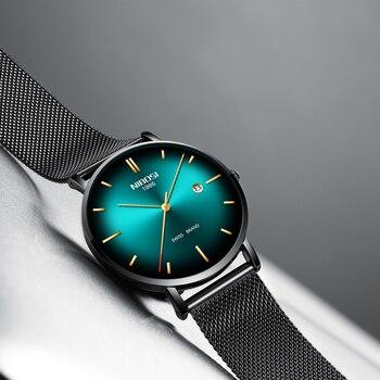 שעון יד רשת מודרני 2020 לגבר