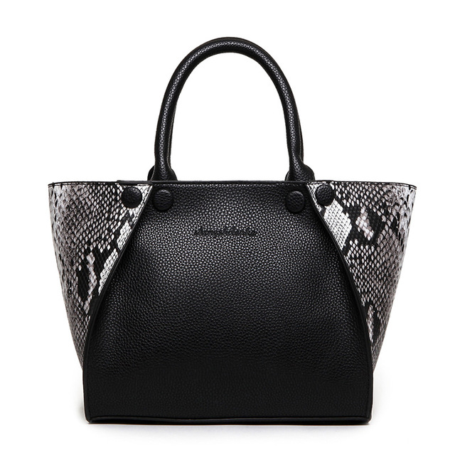 bolso black luxury women Shoulder pu Leather bag handbag women famous brand designer ladies hand bags sac a main femme de marque