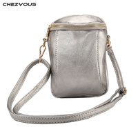 2018 CHEZVOUS 6 4 Inch Cell Phone Bag Shoulder Pocket Wallet Pouch Case Neck Strap For