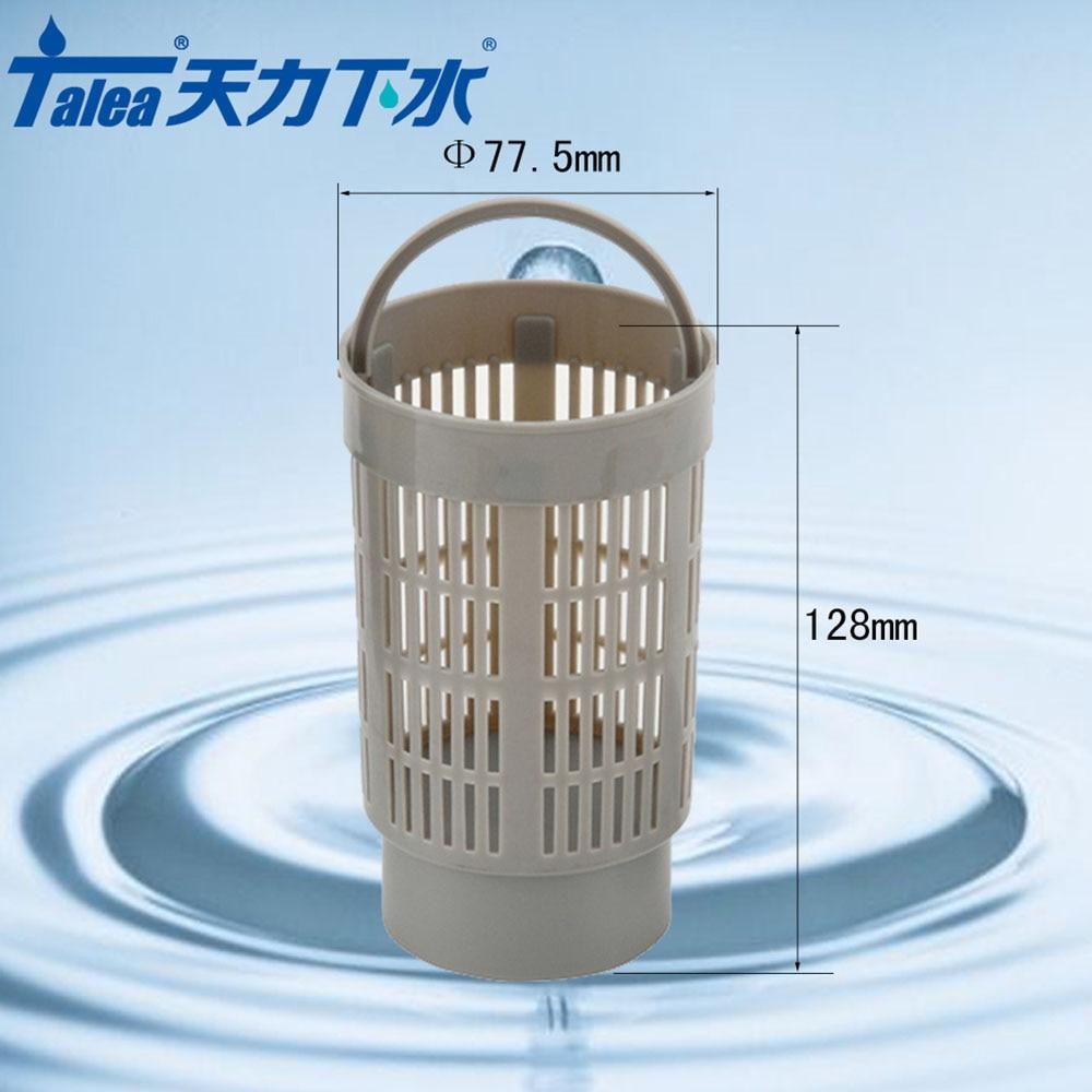 Talea Kitchen Sink Strainer Waste Plug Drain Stopper Filter Basket Plastic Sink Drain Basket Waste Disposer
