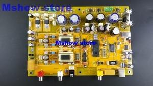 Image 2 - MshowเสียงขนานAD1865 SOIC DACถอดรหัสคณะกรรมการไฮไฟมีค่าTO 99 AD711 o pa mp, c oaxและUSBอินพุต