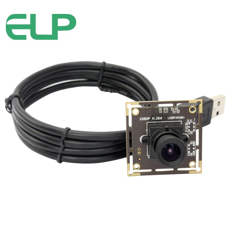 ELP Low illumination Full HD 1080P H.264 USB Camera, Webcam free driver with IMX322 sensorELP Low illumination Full HD 1080P H.264 USB Camera, Webcam free driver with IMX322 sensor