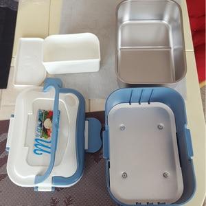 Image 5 - ไฟฟ้าไฟฟ้าหม้อด้านในสแตนเลสกล่องอาหารกลางวันแบบพกพาอุ่นอาหารอุ่น 12 V/24 v/220 V สำหรับรถยนต์/รถบรรทุก