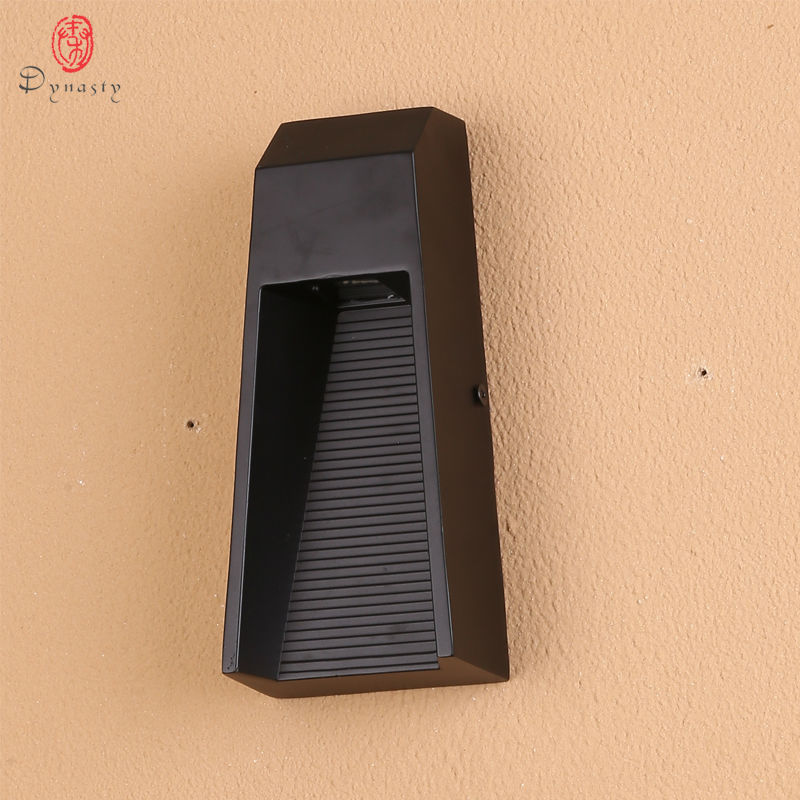 Dynasty Modern LED Wall Lamp Aluminum Waterproof IP65 Wall Lights Custom Product Courtyard Garden Swimming Pool Porch Corridors