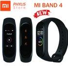 ★  Оригинал Xiaomi Mi Band 4 Smart Band Спорт Фитнес-Трекер Шагомер Мониторинг сердечного ритма Fitbits ★
