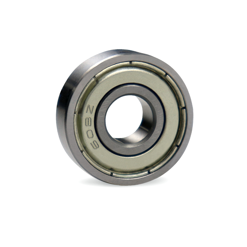 8*22*7 Bearing Steel Z1 Level Factory Direct Supply Bearing Stainless Steel ABEC-1 Deep Groove Ball Bearing 608ZZ 8*22*7mm