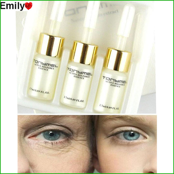 Hyaluronic Acid Serum Anti-Aging Whitening Essence Anti Wrinkle Collagen Skin Face Care Cream 3 PCS anti wrinkle anti aging moisturizing serum acne treatment whitening face ageless beauty skin care argan collagen elastin serum