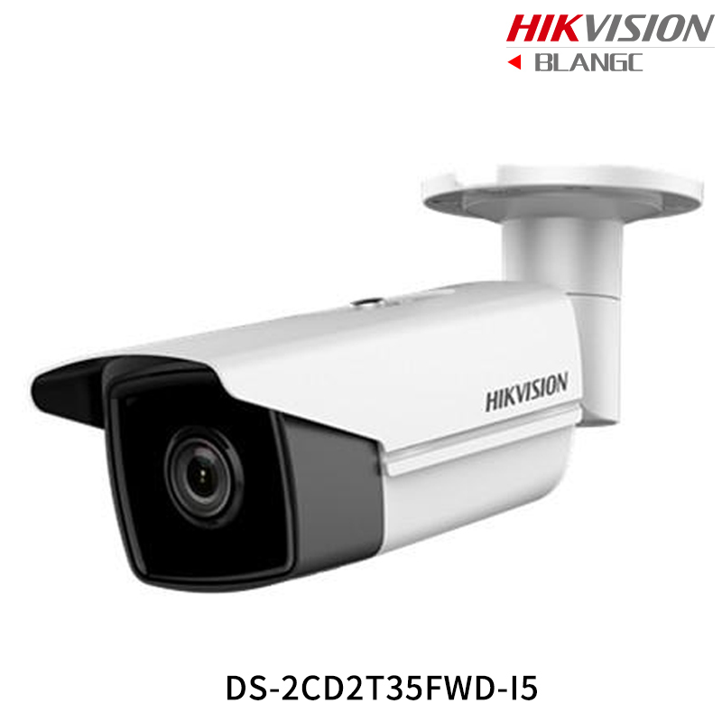 Hikvision IP Camera outdoor poe 1080p DS-2CD2T35FWD-I5 English 3MP H.265+ Ultra-Low Light Bullet CCTV Security Camera WDR IP67 hikvision english version ds 2cd2025fwd i 2mp ultra low light network mini bullet ip security camera poe sd card h 265