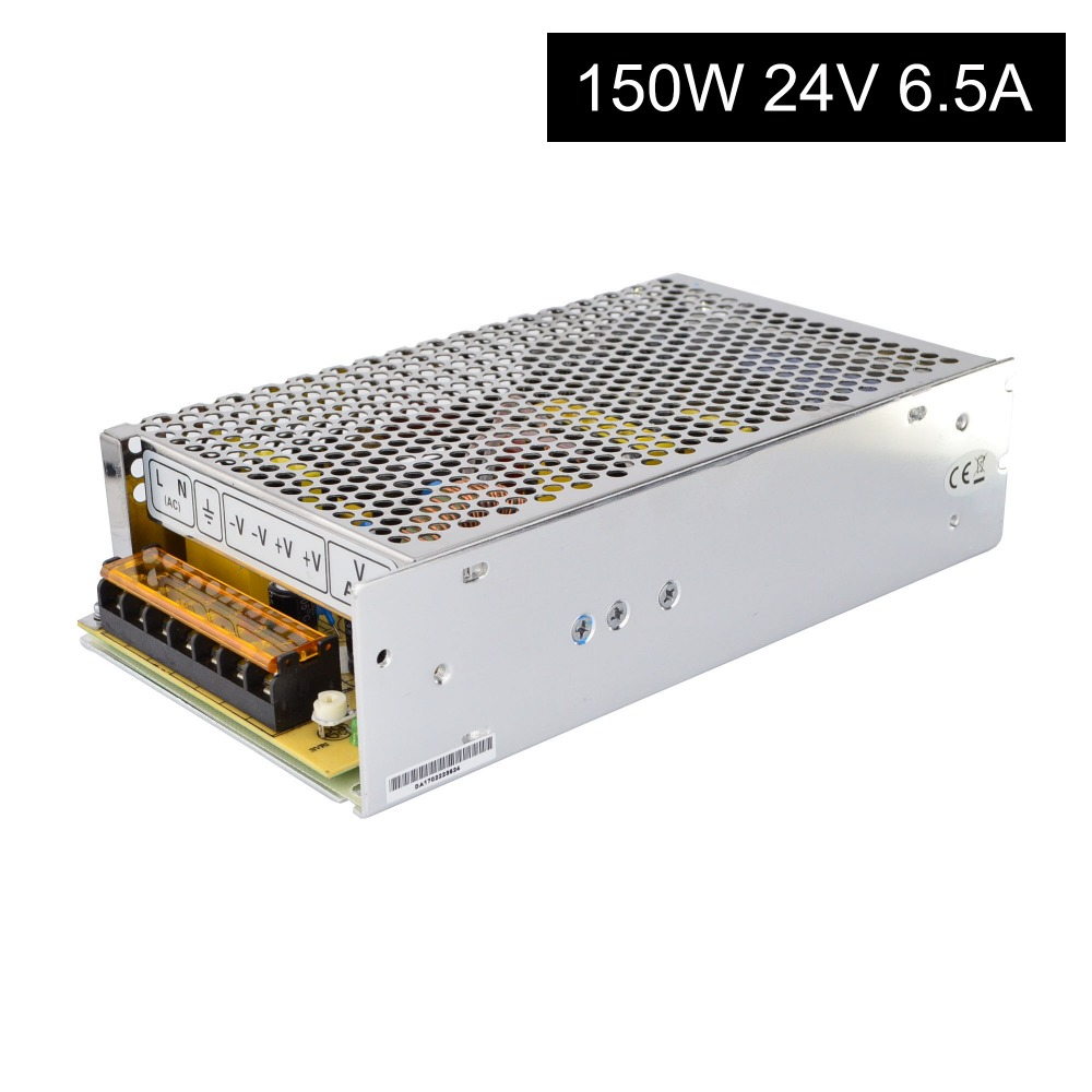 все цены на DC24V 150W 6.5A Switching Power Supply 115V/230V to Stepper Motor 3D Printer/CNC онлайн