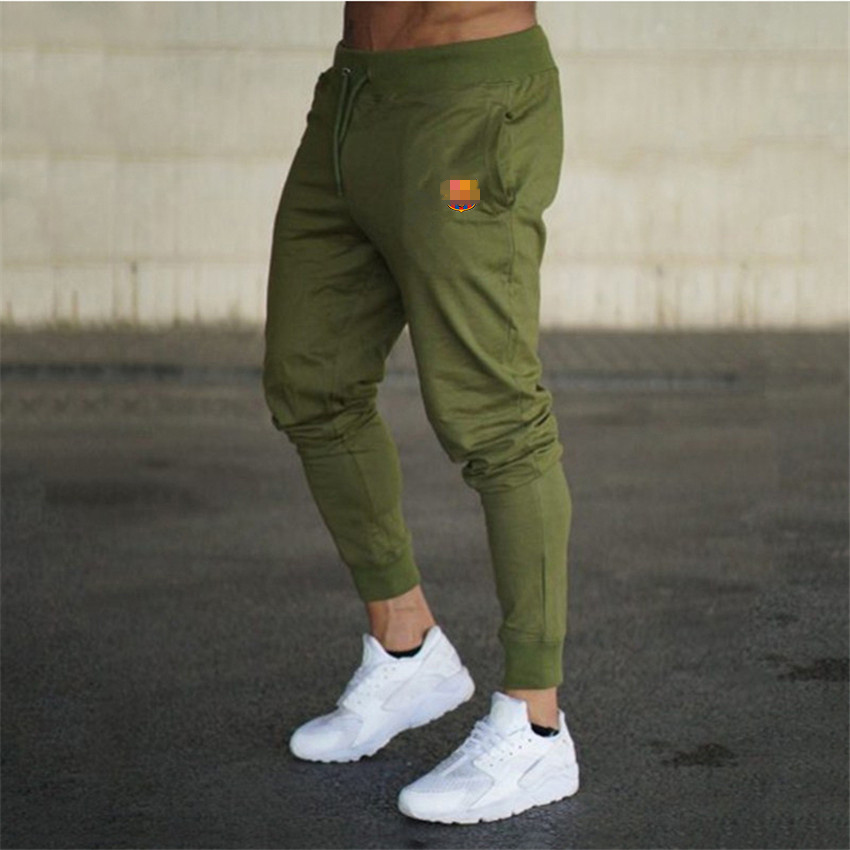 HTB1FwYragaH3KVjSZFjq6AFWpXad 2019 Autumn Brand Gyms Men Joggers Sweatpants Men Joggers Trousers Sporting Clothing The high quality Bodybuilding Pants