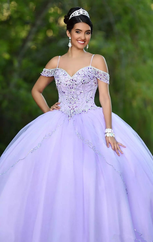 New Fashion Quinceanera Dress 2019 Formal Sweetheart Ball Gown Lace Up Prom Party Pageant Ball Dresses Bridal Quinceanera Gowns