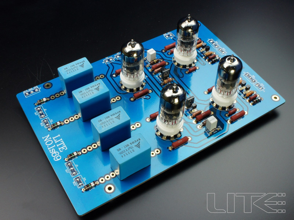 LS-69 fully balanced tube pre-finished boardLS-69 fully balanced tube pre-finished board