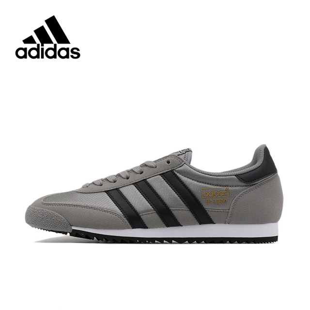 Original New Arrival Official Adidas Originals Dragon OG Men's  Skateboarding Shoes Sneakers