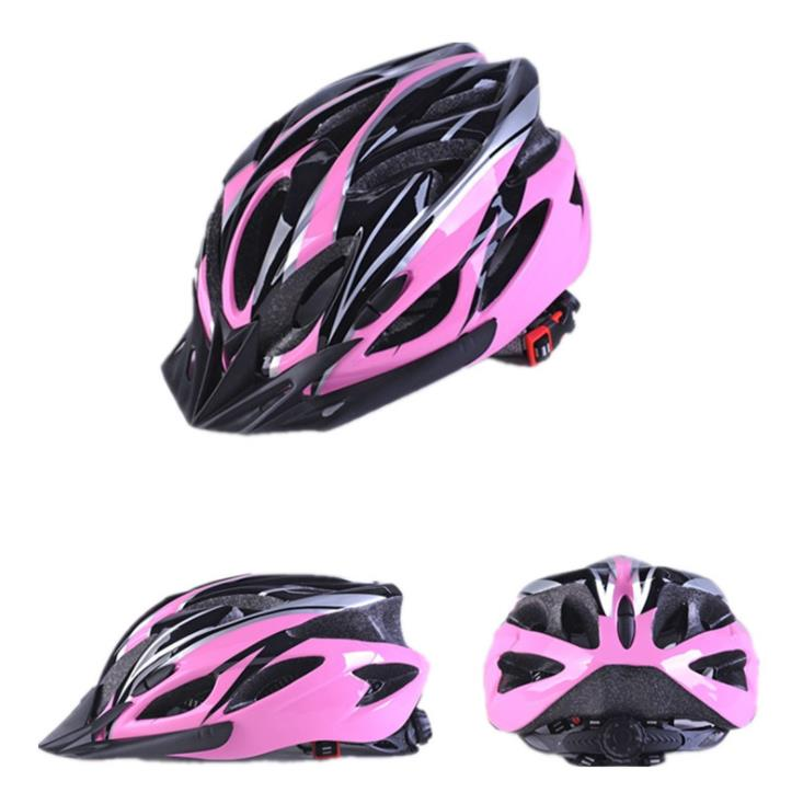 Bicycle Helmets MTB Helmet Men and Women Couple Helmet Bike Integrally Molded Cycling Helmets in Bicycle Helmet from Sports Entertainment