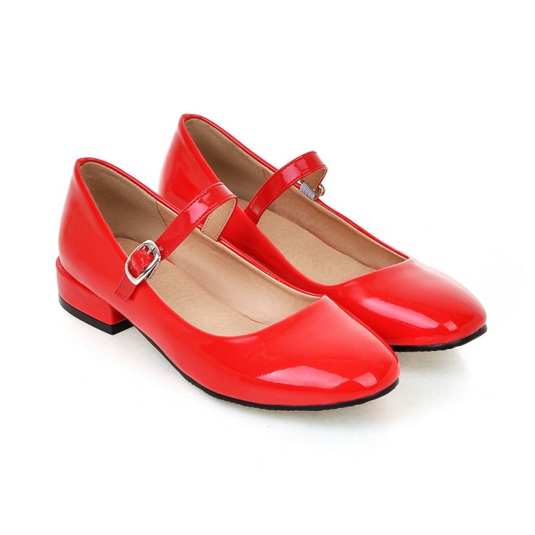 Women Casual Flat Shoes Quality Fashion Lady Sexy Round Toe Spring Autumn Big Size Footwear Hot Sale EUR Size 32-43  740-1