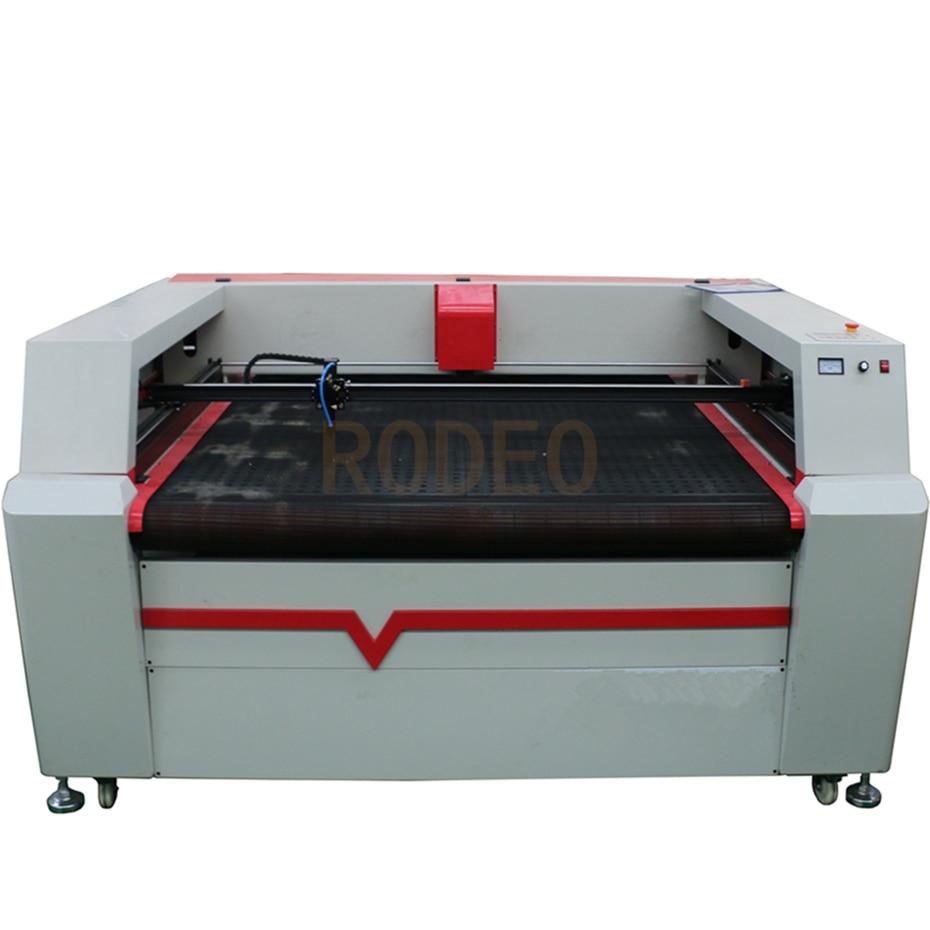 High Quality Auto Feeding Laser Cutting Machine For Cloth Leather Cloth Fabric