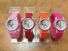 2017 Fashion Brand Children Quartz Watch Waterproof Jelly Kids Watches For boys girls Students Wristwatch 2