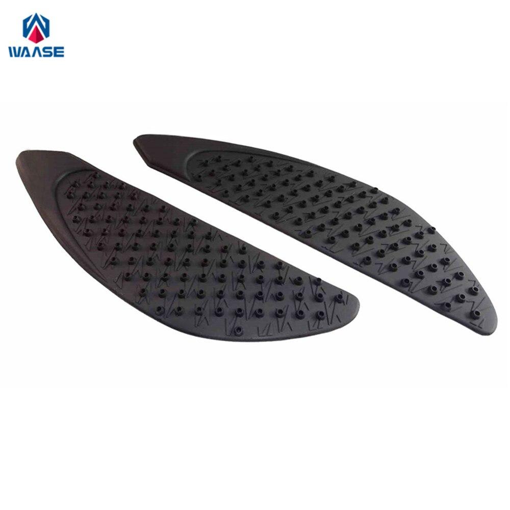 Waase Motorcycle Anti Slip Sticker Tank Traction Pad Side