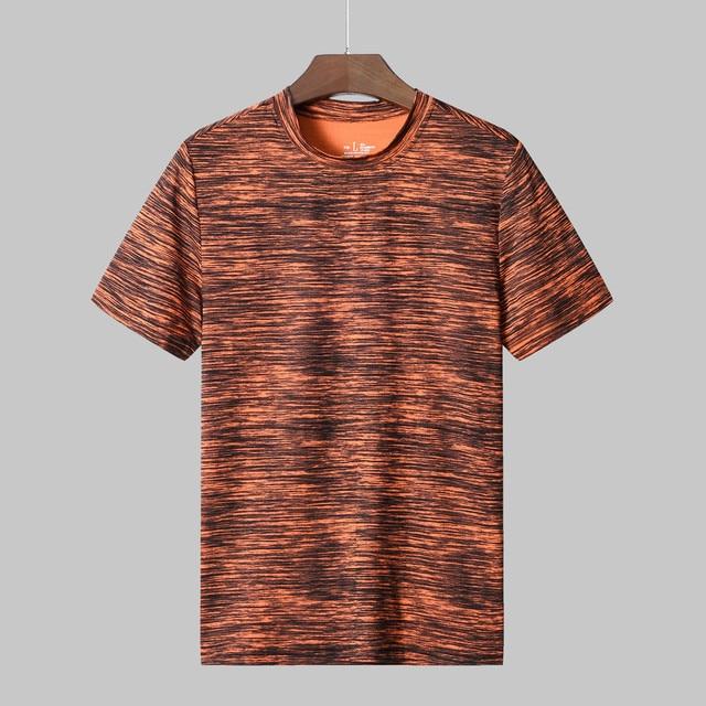 Casual O-Neck T-Shirt 2