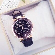 Women Quartz Watch Starry Sky Bracelet Luxury Zegarek Damski Wrist For Ladies Female Clock Reloj Mujer