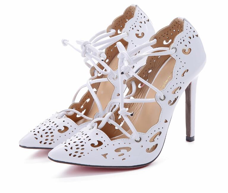 White and Gold Heels Promotion-Shop for Promotional White and Gold