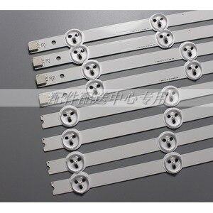 Image 2 - 8pcs x 37 inch Backlight Strips for LG 37LN Array LC370DXE AGF78401301 37LN5400 37LN5404 ZA 6916L 1137A 1138A 1139A 1140A