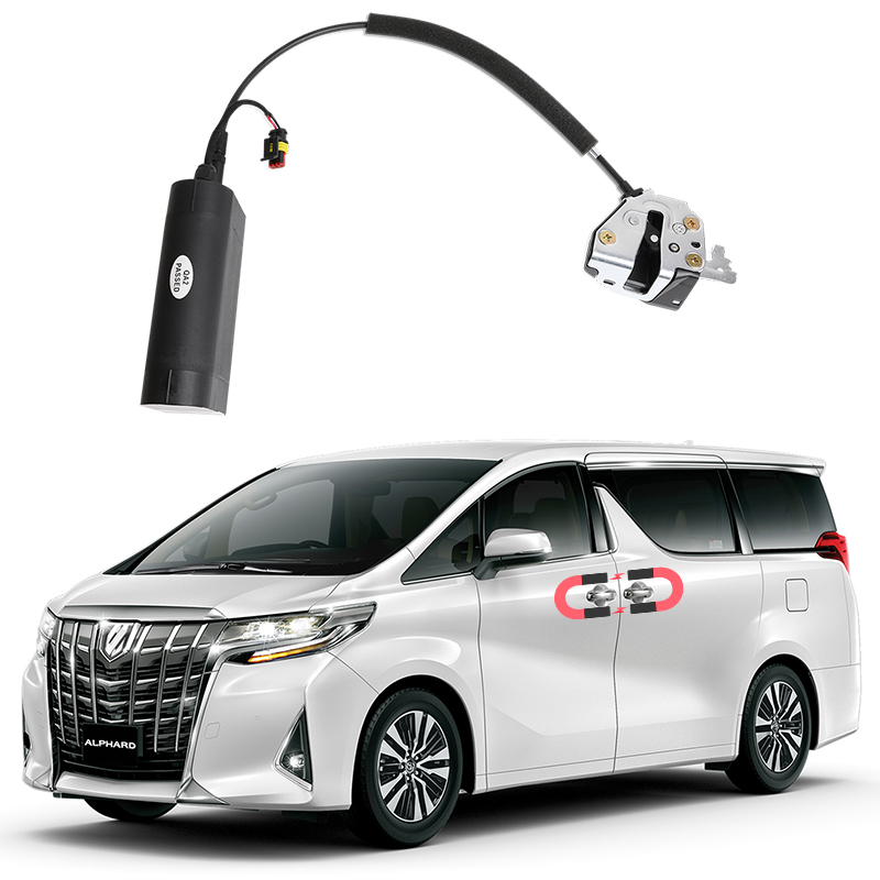 NEW For Toyota Alphard 30 Electric Suction Door Automobile Refitted Automatic Locks Car Accessories Intelligence Suction Door