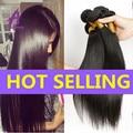 Alimice Hair Mink Brazilian Virgin Hair Straight weave 8A Unprocessed virgin Human Hair Weave 3 Bundles Brazillian Straight Hair