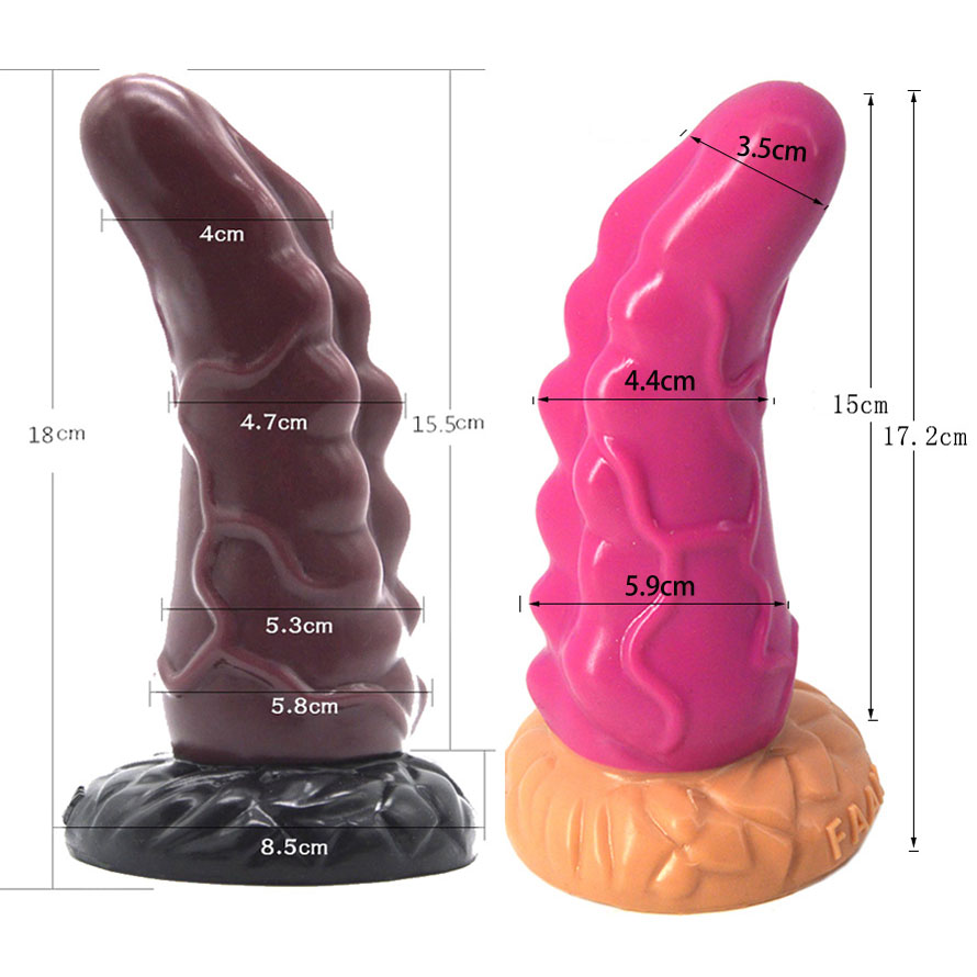 Animal Anal Dildo Porn us $27.43 18% off|animal porn suction cup dildo silicone anal plug sex toys  for woman g spot dilatador anal stimulator hook butt plug buttplug-in anal