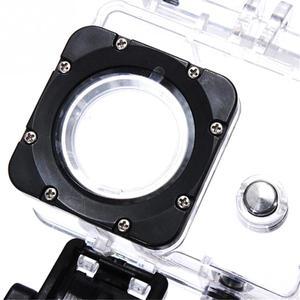 Image 5 - جديد في الهواء الطلق الرياضة عمل كاميرا واقية صندوق تحت الماء مقاوم للماء الحال بالنسبة SJCAM SJ4000 SJ4000 واي فاي زائد Eken h9