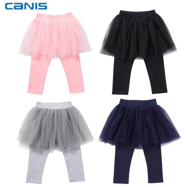 0caf18718 CANIS New Arrival Toddler Kids Baby Girls Lace Tutu Pants Culotte ...