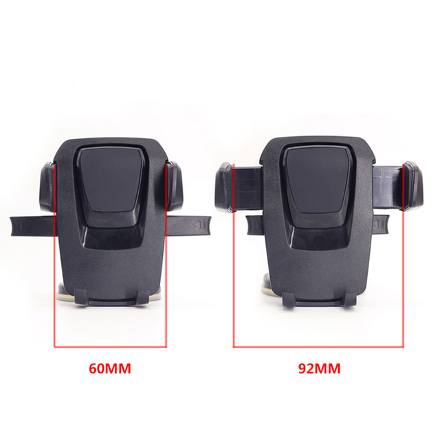 Universal Sticky Car Holder Smart Phone GPS Support Suction 360 Rotate Adjustable 3.5-6 inch Bracket For iPhone Samsung S8 Plus