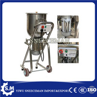 Commercail Ice Blender With Cart 30L