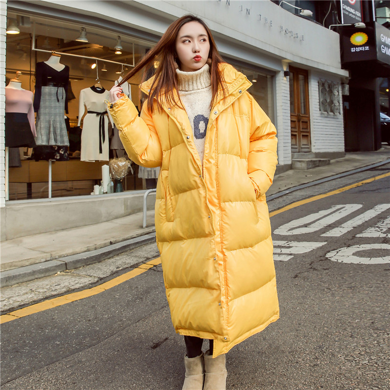 Femmes Capuche Solide Coton Longues Hiver Yellow En Manches Mode Zx345 2019 Manteau Veste Couleur À De Décontracté Survêtement Nouvelles Lâche Femme Droite 8wXE6wqa
