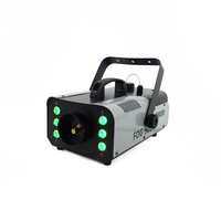 900W RGB 3in1 LED Fog Stage Effect Smoke Machine Remote Control Smoke Machine Stage Lighting Fog Equipment High Quality