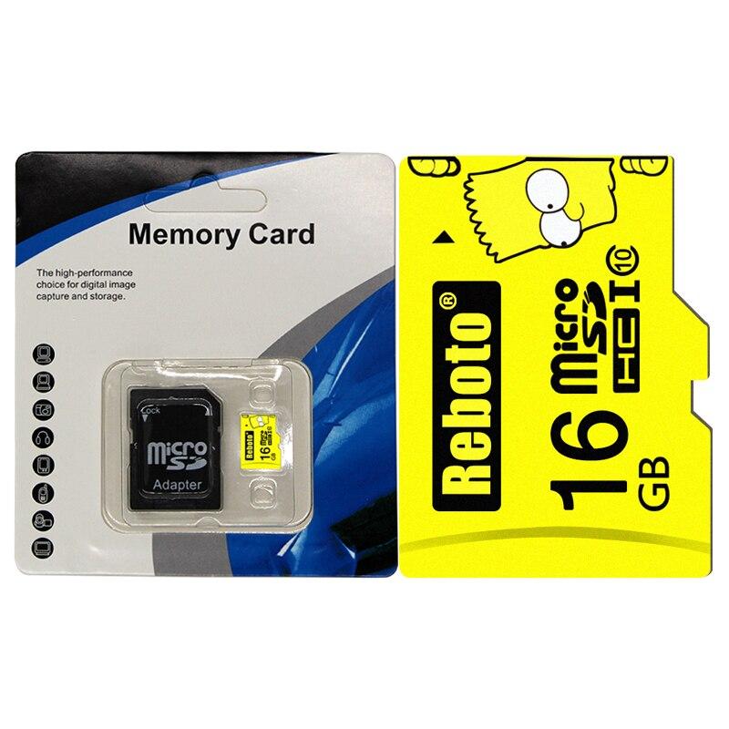 Real Capacity Memory Card 32gb 64gb Micro Sd Card 4gb 8gb 16gb Flash Tf Microsd Sdhcsdxc Cartao De Memoia With Adapter In Micro Sd Cards From