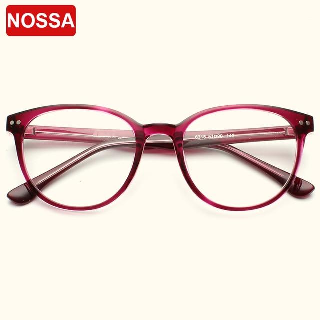Aliexpress.com : Buy NOSSA Vintage Elegant Glasses Frames Women Men ...