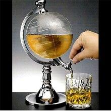 Globe-shaped beer dispenser / barrel