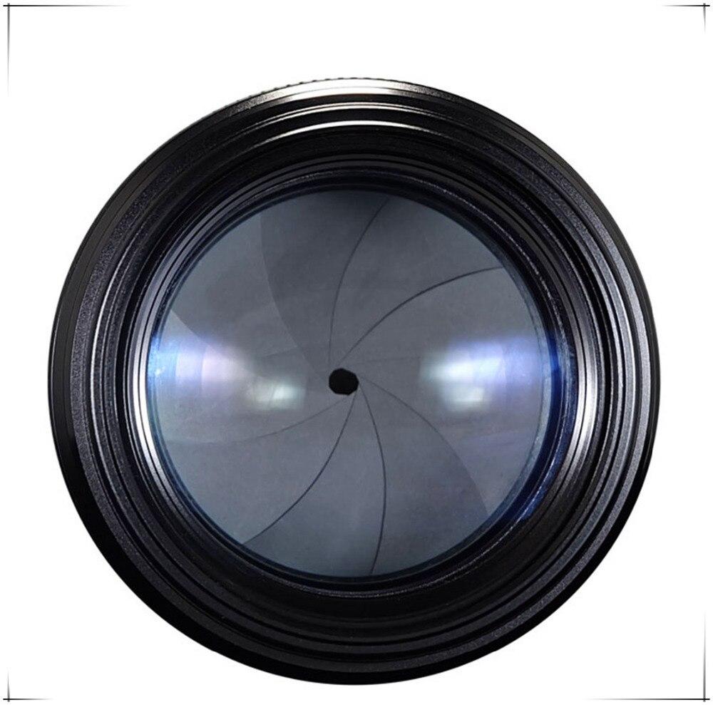 YONGNUO 100 мм F2 Средний телефото премьер Авто фокусная линза большой апертурой для Nikon