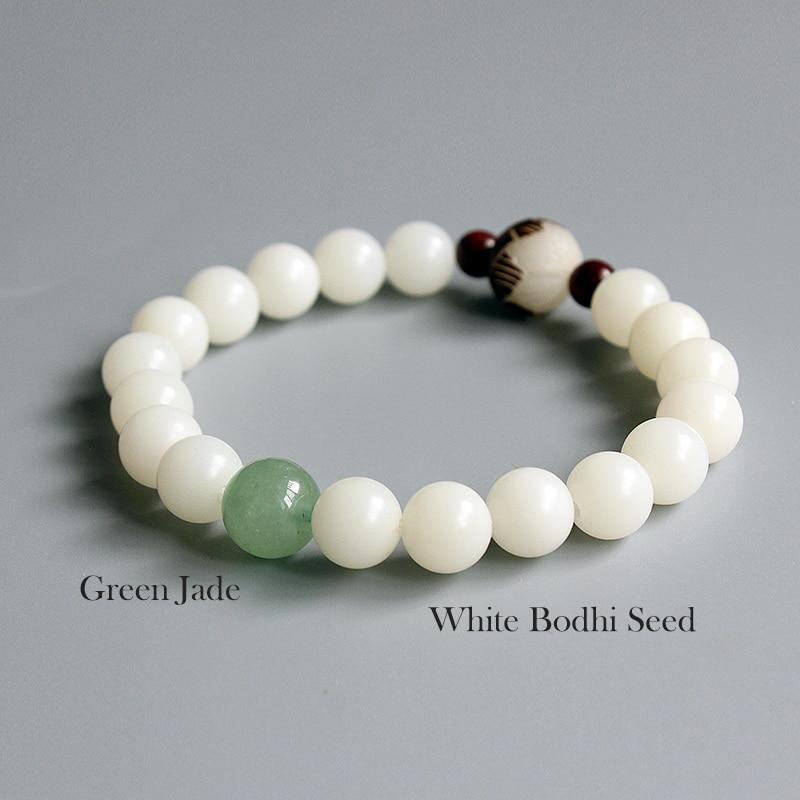 Zen Quartz Mala Bracelet 1